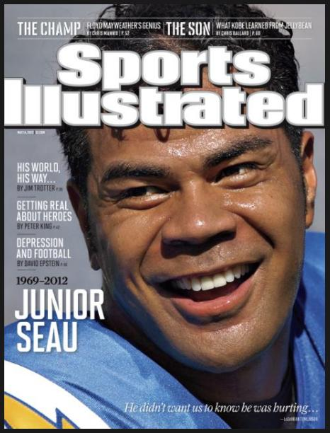 Junior Seau's quote #1