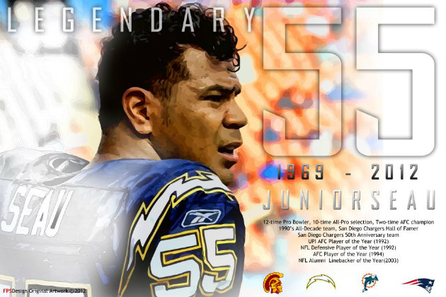 Junior Seau's quote #2