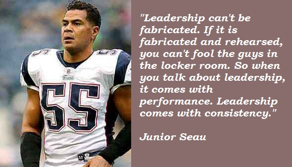 Junior Seau's quote #3