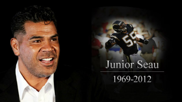 Junior Seau's quote #5