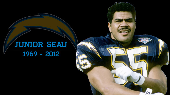 Junior Seau's quote #6