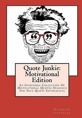 Junkie quote #2