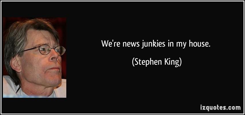 Junkies quote #1
