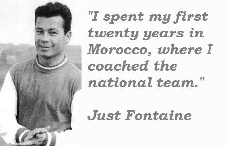 Just Fontaine's quote #1