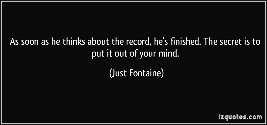 Just Fontaine's quote #2
