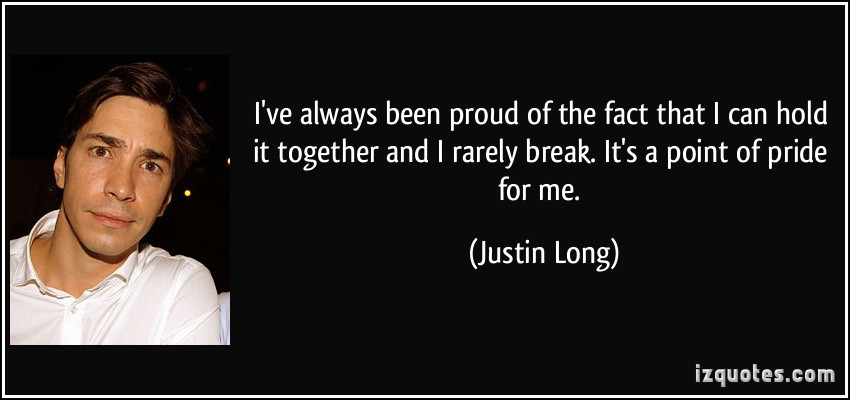 Justin Long's quote #3