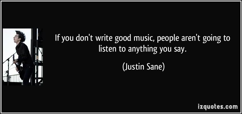 Justin Sane's quote #5