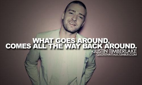 Justin Timberlake quote #1
