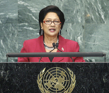 Kamla Persad-Bissessar's quote #2