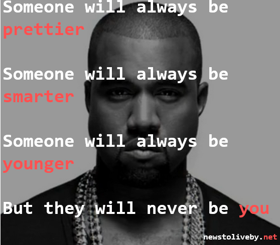 Kanye West's quote #3