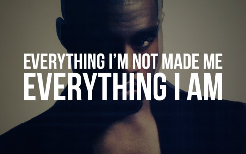 Kanye West's quote #4
