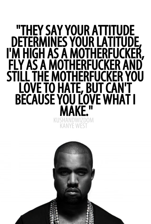 Kanye West's quote #6