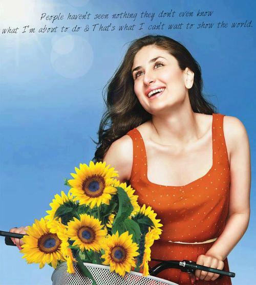 Kareena Kapoor's quote #1