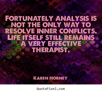 Karen Horney's quote #3
