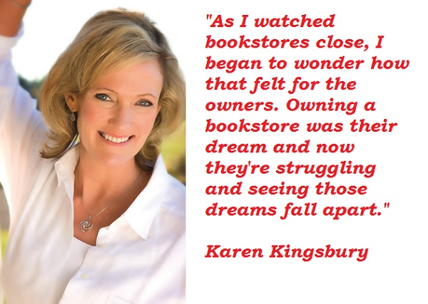 Karen Kingsbury's quote #3