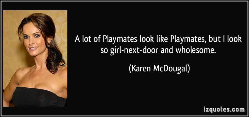 Karen McDougal's quote #2