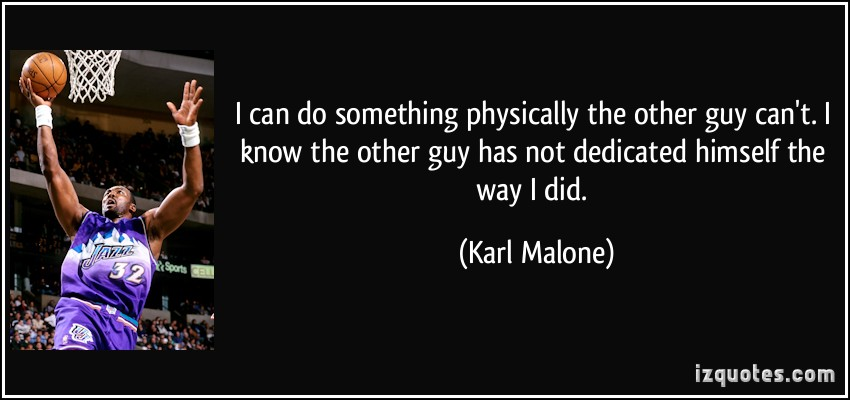 Karl Malone's quote #8