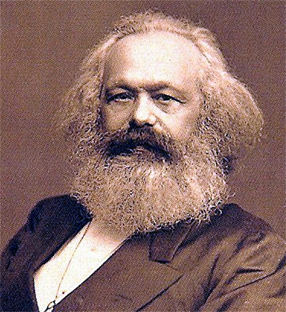 an introduction to the concept of the conflict theory founded by karl marx