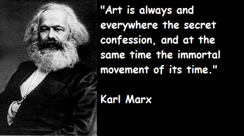 Karl Marx's quote #7