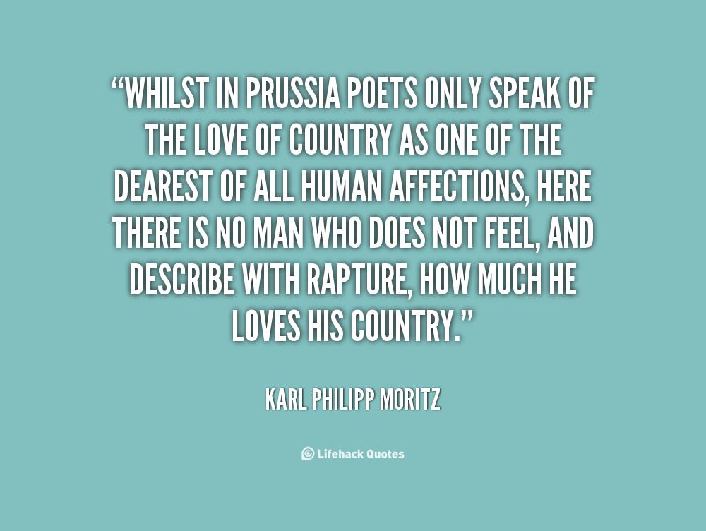 Karl Philipp Moritz's quote #3
