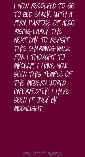 Karl Philipp Moritz's quote #7