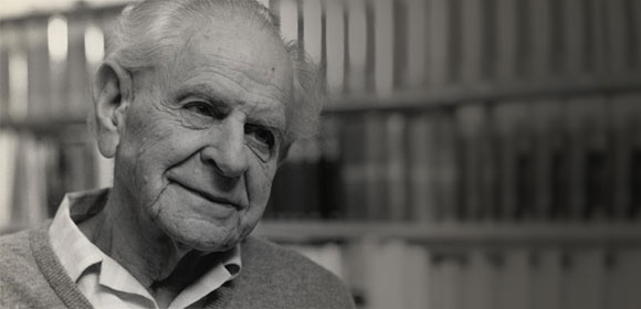 Karl Popper's quote #5