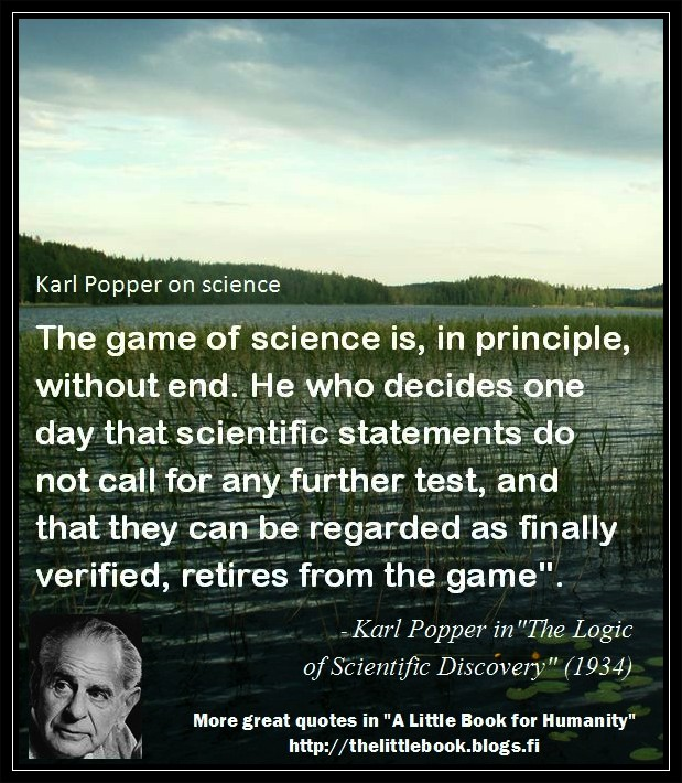 Karl Popper's quote #6