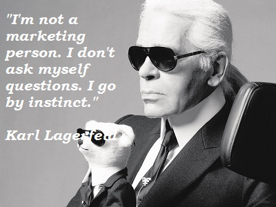 Karl quote #1