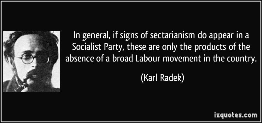 Karl Radek's quote #2