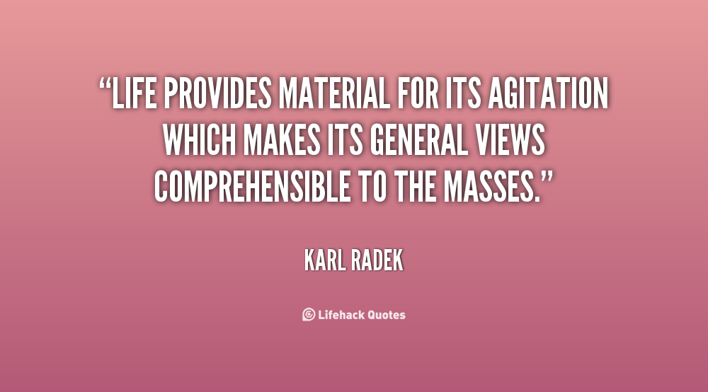 Karl Radek's quote #3