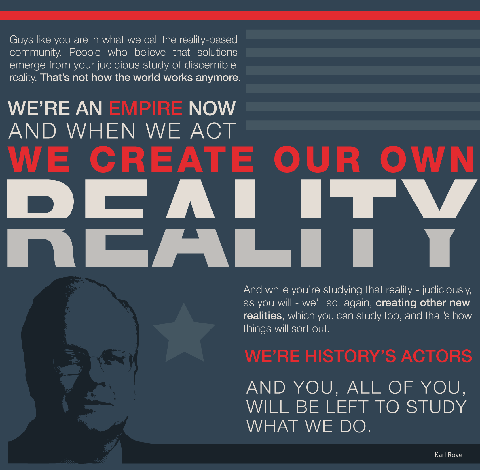 Karl Rove quote #2