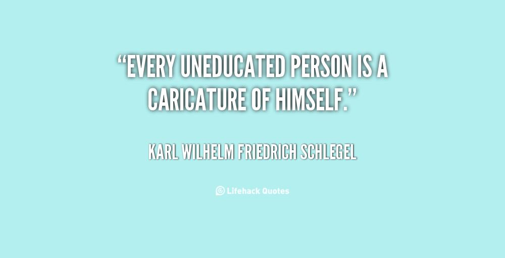 Karl Wilhelm Friedrich Schlegel's quote #6
