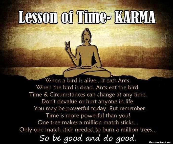 Karma quote #3