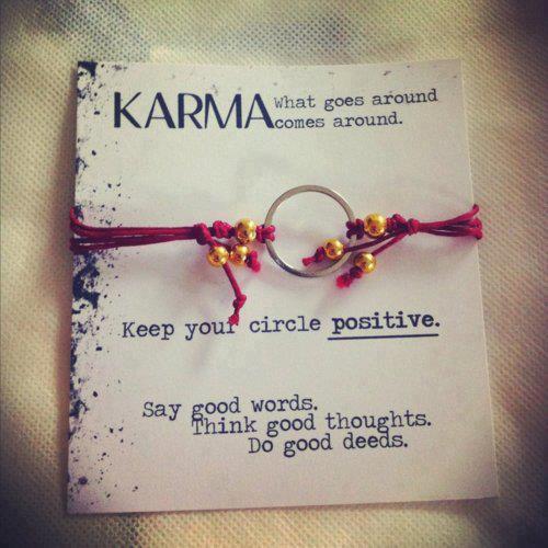 Karma quote #7