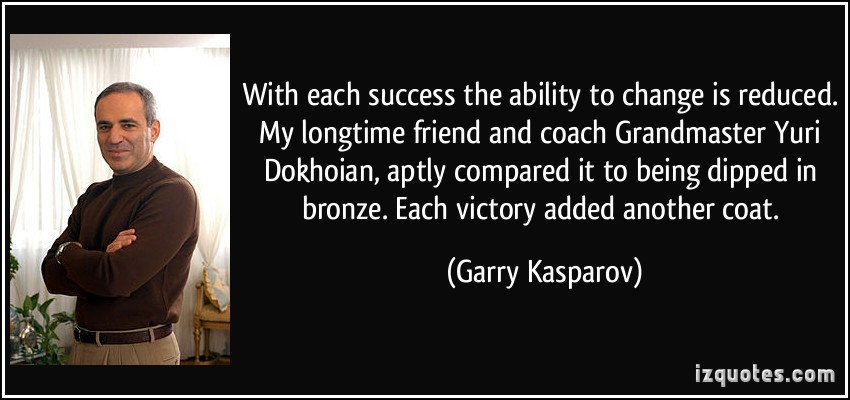 Kasparov quote #1