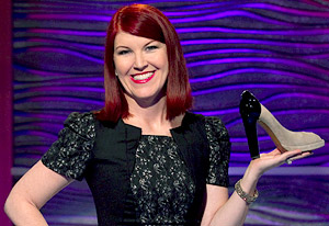 Kate Flannery's quote #1