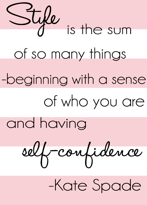 Kate Spade Quotes Prepossessing Kate Spade's Quotes Famous And Not Much  Sualci Quotes
