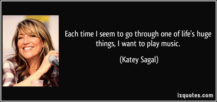 Katey Sagal's quote #5