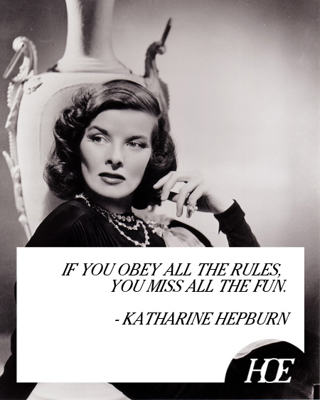 Katharine Hepburn's quote #2