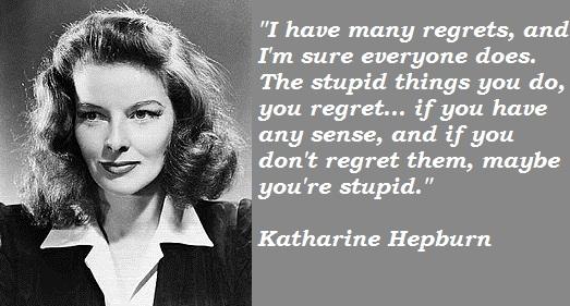 Katharine Hepburn's quote #3
