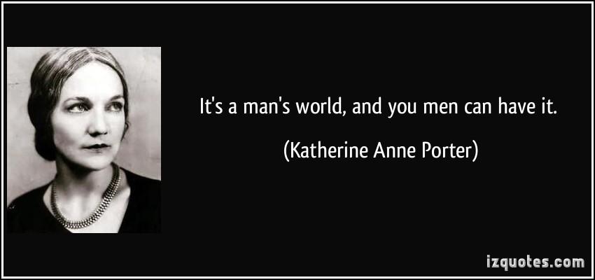 Katherine Anne Porter's quote #1