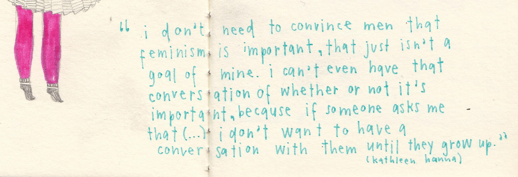 Kathleen Hanna's quote #4