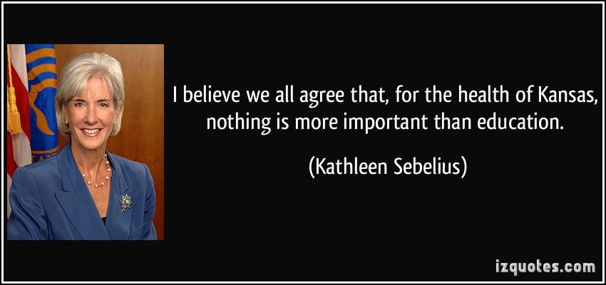 Kathleen Sebelius's quote #4