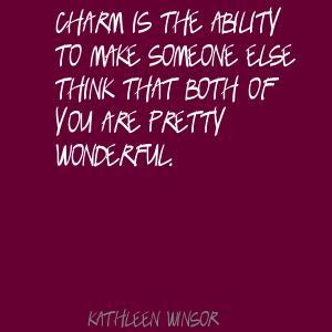 Kathleen Winsor's quote #6