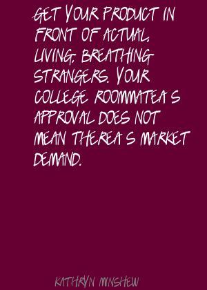 Kathryn Minshew's quote #5