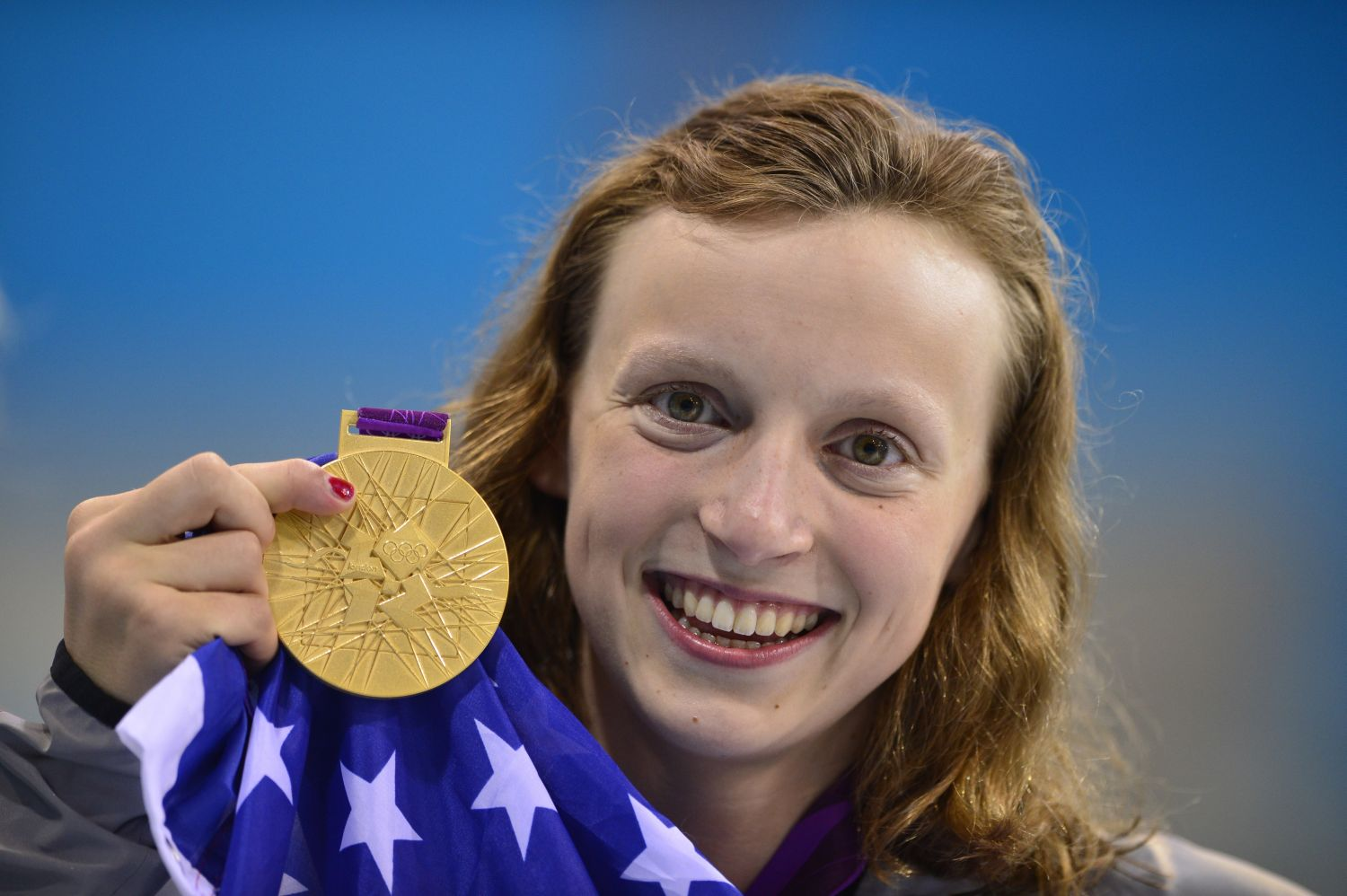 Katie Ledecky's quote #1