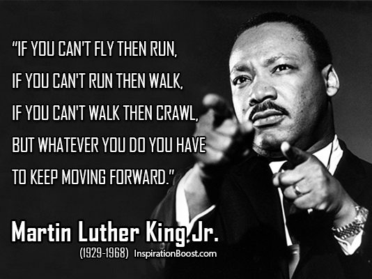 Keep Moving quote #1