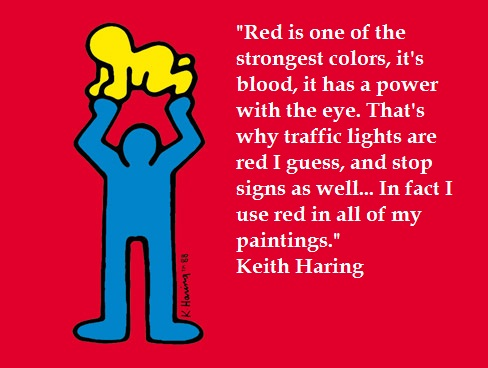 Keith Haring's quote #7