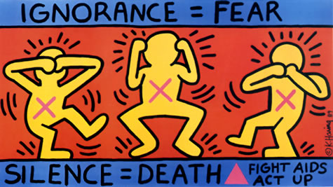 Keith Haring's quote #6
