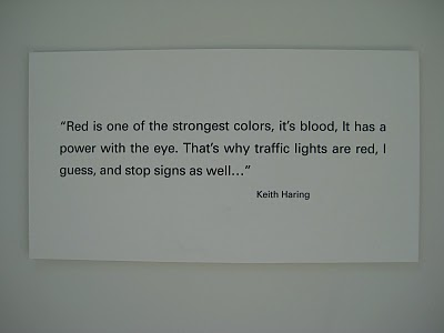 Keith Haring's quote #5